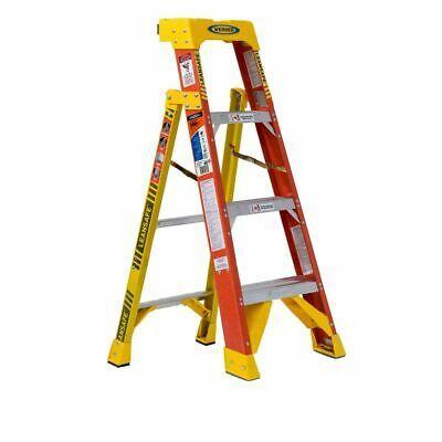 Ad Ebay Werner L6204 4 Type Ia Fiberglass Lean Safe Ladder Ladder Multi Ladder Leaning Ladder