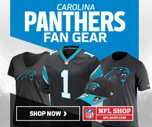 sports shoes df658 dfacc Shop for officially licensed Carolina Panthers Fan Gear ...