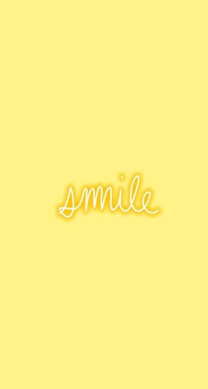 Apple Iphone X Wallpapers Yellow Wallpaper Wallpaper Iphone Quotes Yellow Quotes