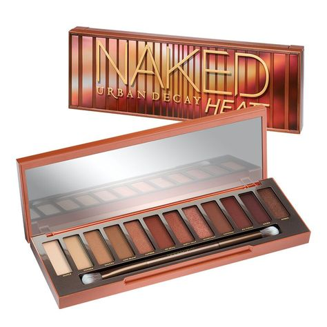 Urban Decay Uk, Urban Decay Naked Heat, Urban Decay Makeup, Warm Eyeshadow Palette, Naked Palette, Urban Decay Palette, Zoeva, Morphe, Urban Decay Lidschatten