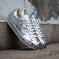 Adidas Superstar 2 Phoenix Grain Shoes Fast White Silver
