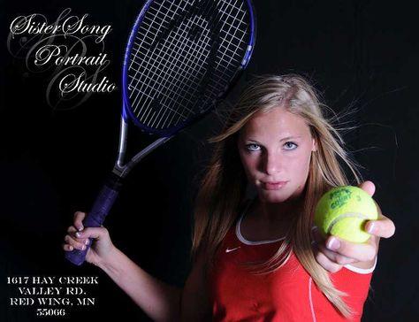 senior girl tennis