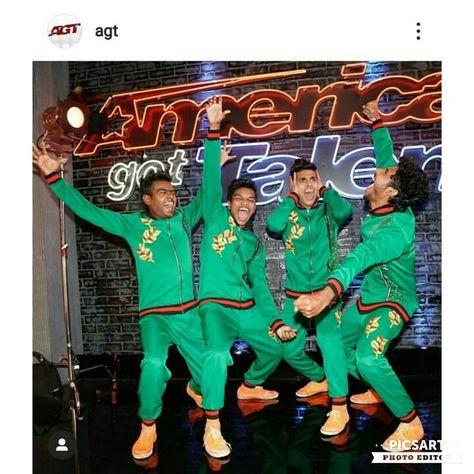 #agtresults #USA #Hollywood #agtsemifinals #dancersworld #popping #robotics #indian #paglpanti