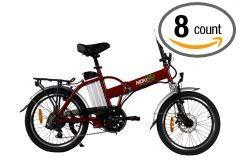 Moki Bike Moki O1z Electric Folding Bike Battery 36 Volt 10 Amp