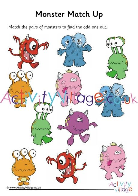Love Monster Jigsaw Puzzle Game