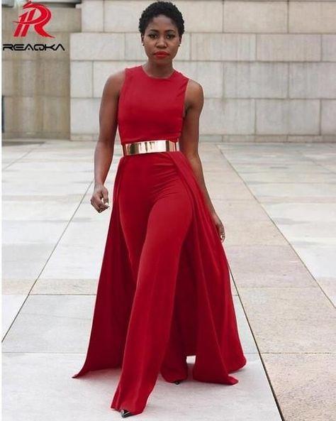 f058accdba0ba Reaqka Fashion Women Jumpsuit summer Casual sleeveless Elegant rompers  womens Plus Size Loose Novelty Ladies Jumpsuit