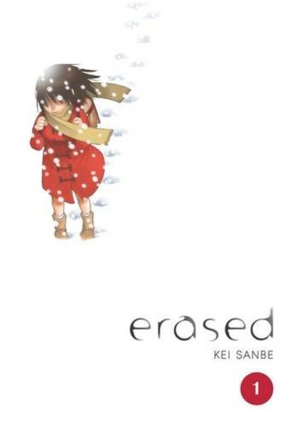 Erased Manga Volume 1 Hardcover In 2020 The Incredibles Live Action Tanya The Evil