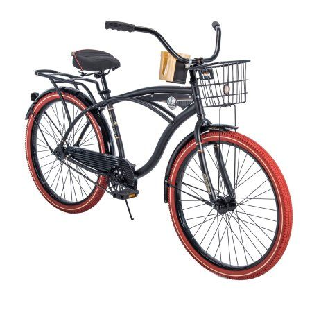 Sports Outdoors With Images Man Bike Cruiser Bike Black
