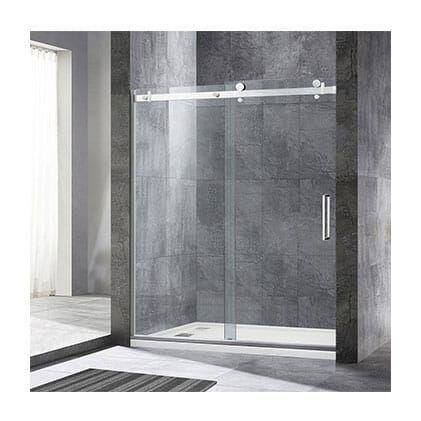 Best Shower Doors 2019 Reviews Buyer S Guide Sliding Shower Door Shower Doors Frameless Sliding Shower Doors