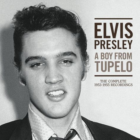 Elvis Presley - A Boy From Tupelo: The Complete 1953-1955 Recordings [Cd] Wi