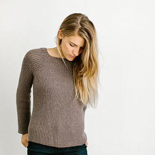Plain Jane Pullover Pattern By Jane Veitenheimer Pullover Womens Knitting Patterns Knitwear Women