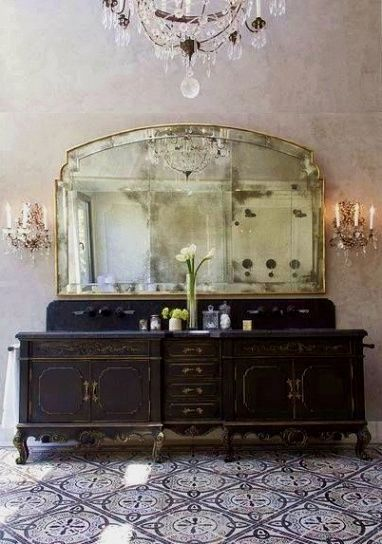 45 Ideas Bath Room Ideas Traditional Counter Tops Chic Home