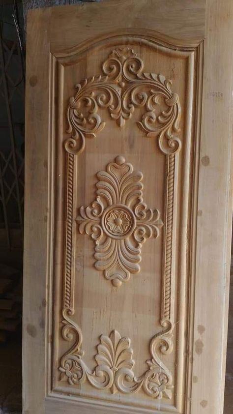 Teak Wood Main Door Design With Carving 24 New Ideas In 2020 Door Design Wood Door Design Front Door Design Wood