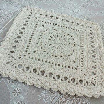 Pin En Crochet Hogar