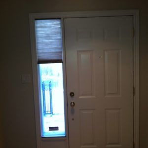 Blinds For Small Windows Beside Door