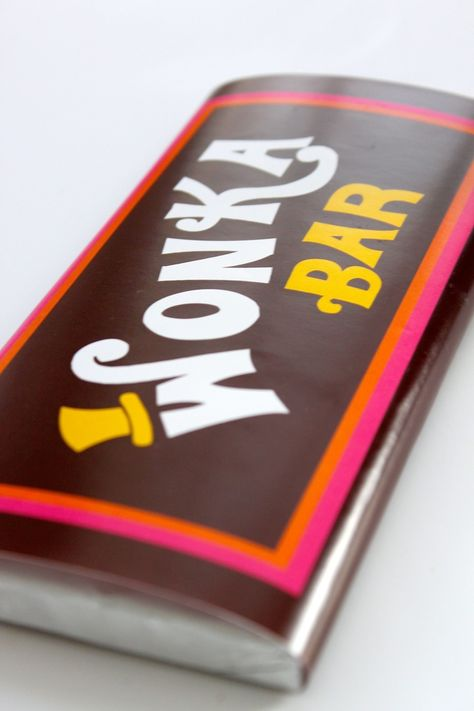 graphic about Wonka Bar Printable referred to as Checklist of Pinterest golden ticket printable sweet bars