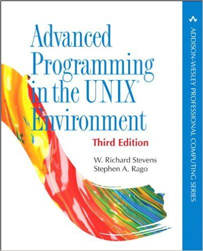 Advanced Programming in the UNIX Environment | Top 10 Unix