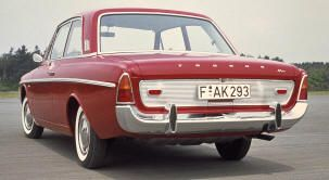 1964 1967 Ford Taunus 17m P5 Classic Ford Cars For Sale In Usa