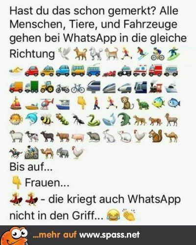 whatsapp spass