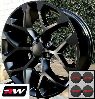 Rw Oem Replica Wheels All Wheels Are 100 Inspected Prior To Shipping Description Set O Chevy Silverado Accessories Silverado Accessories Silverado Wheels