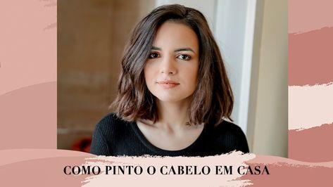 COMO PINTO O CABELO EM CASA | Mafalda Sampaio