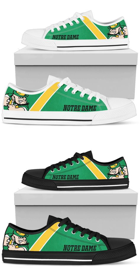 Notre Dame Casual Sneakers