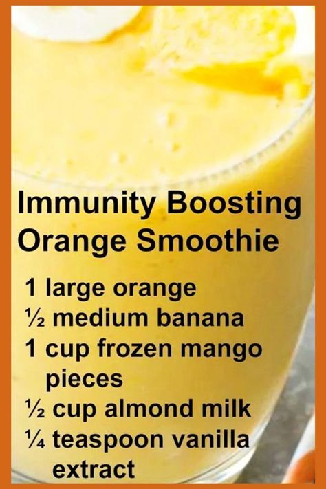 Recipes Breakfast Smoothie Easy and healthy smoothies recipes for breakfast - simple immune boosting orange smoothie recipe with banana and mango Easy Green Smoothie Recipes, Yummy Smoothie Recipes, Healthy Breakfast Smoothies, Easy Smoothies, Banana Recipes, Healthy Drinks, Orange Recipes Healthy, Nutrition Drinks, Healthy Breakfast For Weight Loss