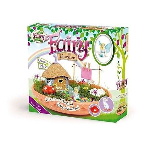 create #myfairygarden #magical #fairy...