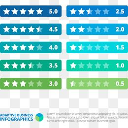 Star Rating Rating Label Information Chart Scoring Rating Vector Png Transparent Clipart Image And Psd File For Free Download Clip Art Chart Design Labels