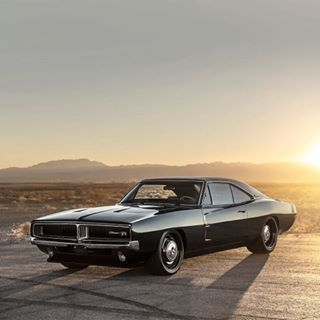 You Think This Looks Like An Ordinary Production Muscle Car Look Again This Is A One Off 1969 Dodge Charger Defector Rebuilt By Ringbrothers And We Think You