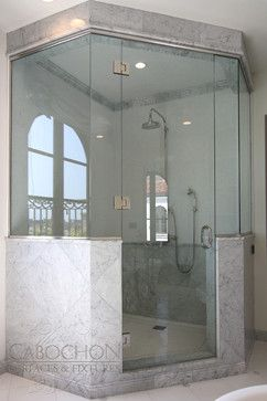 Waterworks Easton exposed thermostatic shower system is featured ...