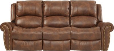 Peachy Alden Point Brown 3 Pc Living Room With Reclining Sofa Gmtry Best Dining Table And Chair Ideas Images Gmtryco