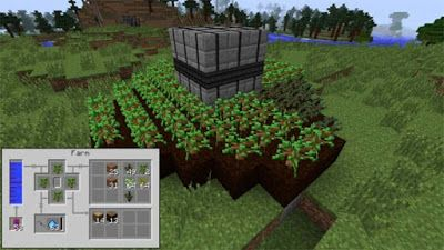 Forestry Mod for Minecraft 1 12 2/1 11 2/1 9 4 The Forestry