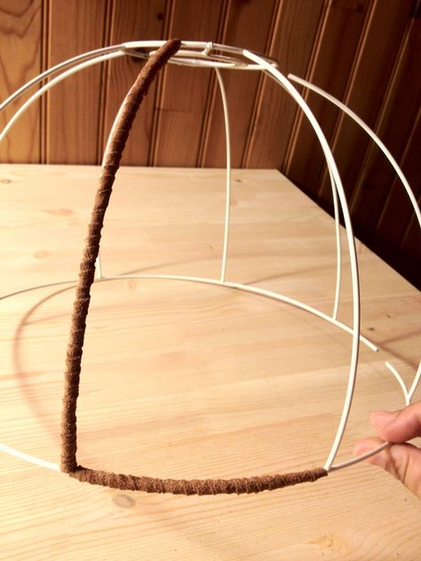 Lampe Dreamcatcher DIY – YES, I DID IT MYSELF