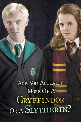 Hogwarts Quiz Are You Actually More Of A Gryffindor Or A