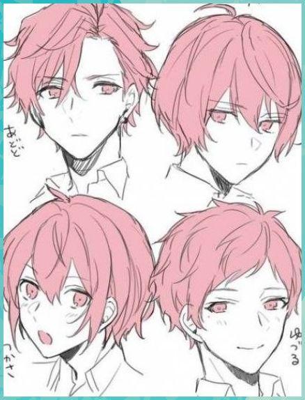 31 Hair Looks In 2020 Boy Hair Drawing Drawing Male Hair Manga Hair