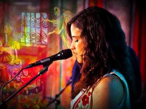 Ximena Sariñana - La Llorona (cover Día de Muertos)