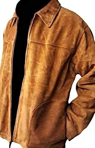 Classyak Mens Fashion Stylish Real Lamb Leather Jacket