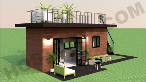 Shipping Container Studio Apartment 20 Ft Container Tiny Home Design and Floor Plan The Study Studio Container Home Tiny Home Floor Plans Shipping Container Home Designs, Container House Design, Small House Design, Storage Container Houses, 20ft Shipping Container, Container Store, Shipping Containers, Studio Apartments, Studio Apartment Floor Plans