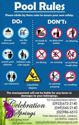 Pool Rules2 Jpg Pool Rules Swimming Pool Signs Pool Signs