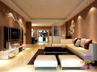 أجمل ديكورات شقق منازل بأفكار خيالية 2021 In 2021 False Ceiling Living Room Living Room Paint Living Room Ceiling
