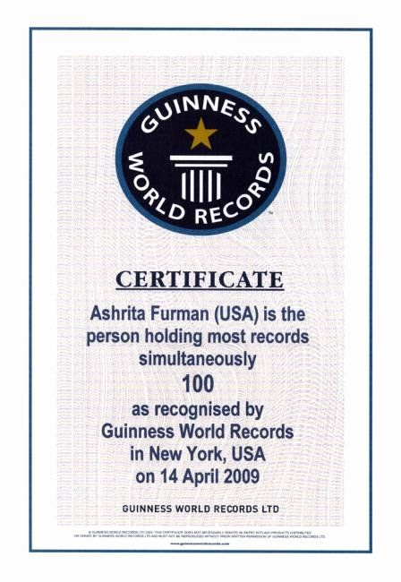 Fake Guinness World Record Certificate Lovely Certificate Of Most Guinness World Records Dannybarrantes T Guinness World Guinness World Records World Records