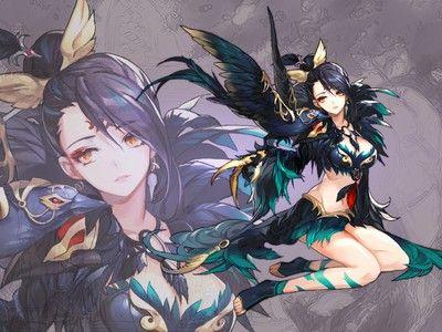 Maria Kings Raid Anime Drawings Anime Drawings