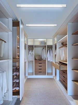 Led Lights In 2020 Walk In Closet Design Closet Layout Closet Decor