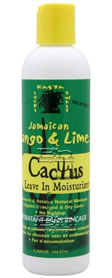 JAMAICAN MANGO & LIME Cactus Leave-In Moisturizer 8oz