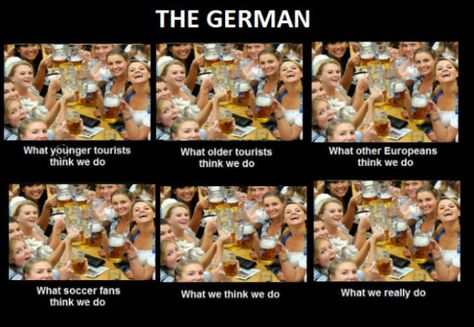 True. | 21 Of The Funniest Memes About Germany