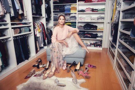 Alba Carrillo, una chica de moda, con sus mejores looks