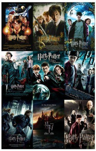 Peacock To Stream All Eight Harry Potter Films Harry Potter Poster Harry Potter Films Harry Potter Movies