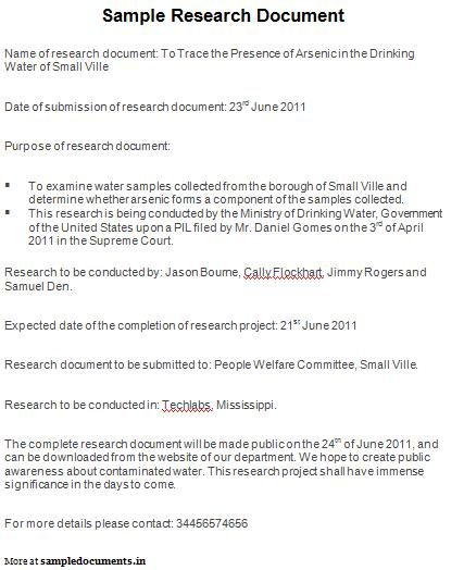 Sample Research Document Research Documents Pinterest - sample reseller agreement