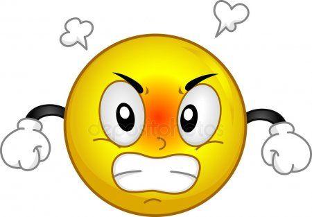 Wütend emoticon Li